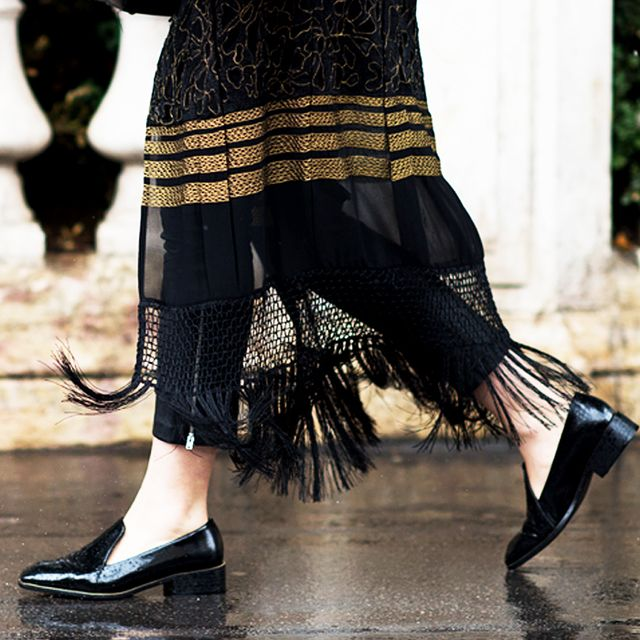 16 Chic Flats To Replace Your Summer Sandals