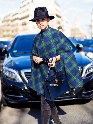 17 Perfect Pieces to Prepare You for Plaid Season
