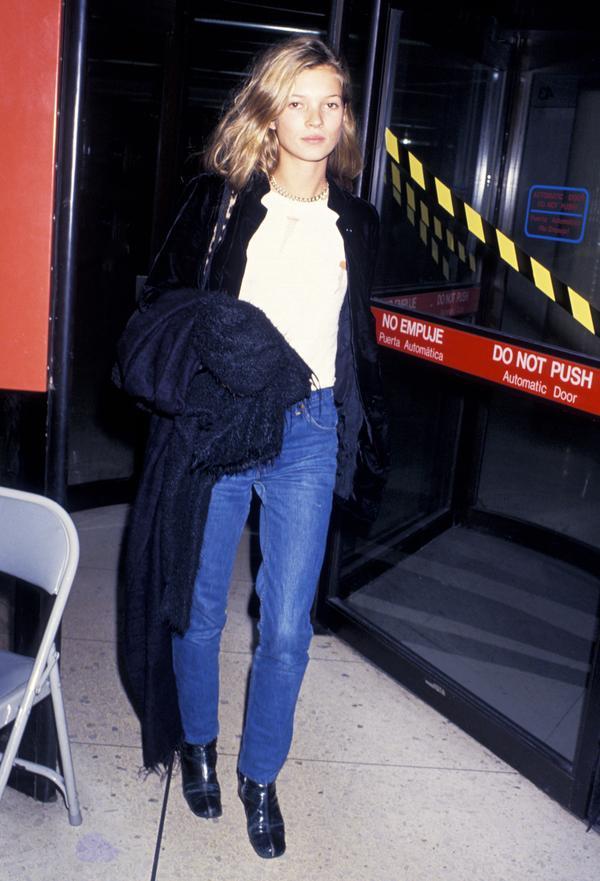 Moss in 1994.