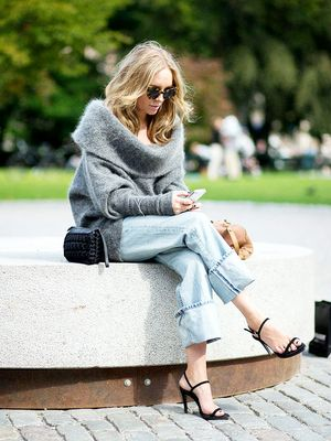 Tip of the Day: Stay Slouchy And Sophisticated