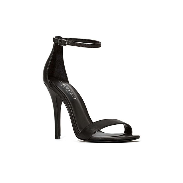 Shoe Cult by Nasty Gal Adore Leather Sandal