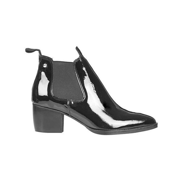 Topshop Margot Patent Boots