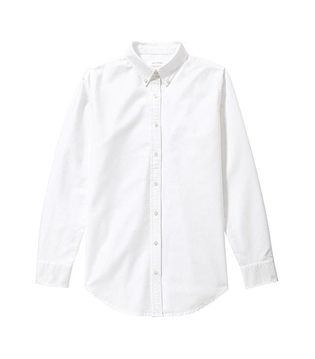 Joe Fresh Oxford Cloth Shirt in White