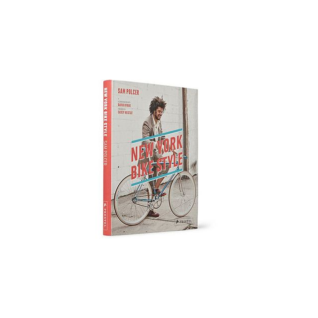 Prestel New York Bike Style Paperback Book