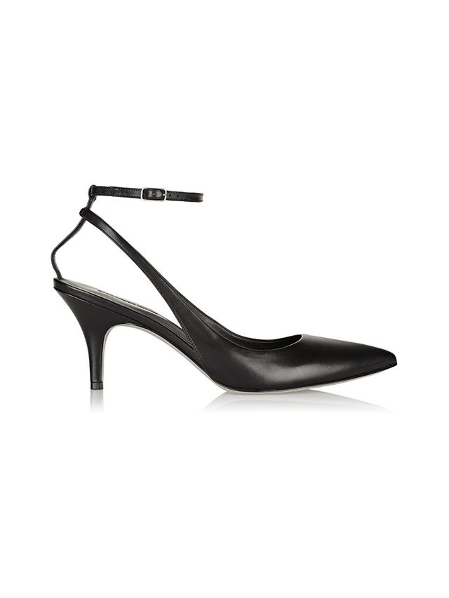 Alexander Wang Lera Leather Pumps
