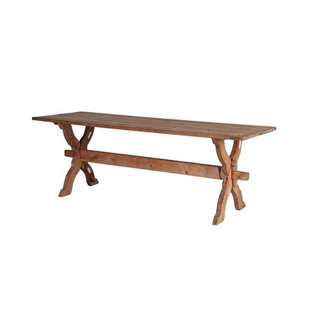 Chairish 19th C. Swedish Dining Table