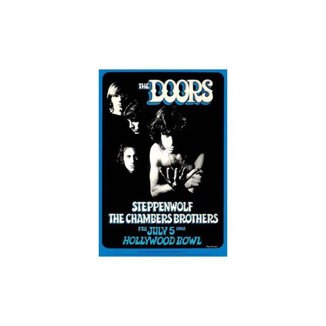 eBay Doors Commemorative Poster