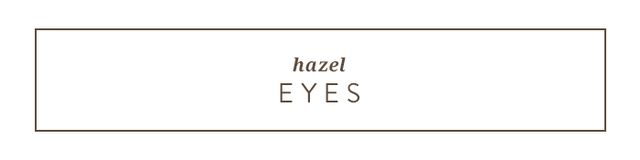Your best colors:  Dark neutrals Orange Lavender Burgundy   You've got the chameleon of eye shades: hazel. More factors come into play with making hazel eyes stand out than other eye...
