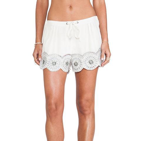 Simone Embellished Shorts