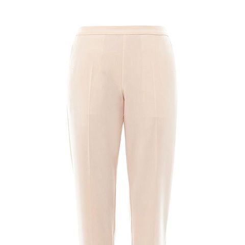 Crepe Tailored Trousers