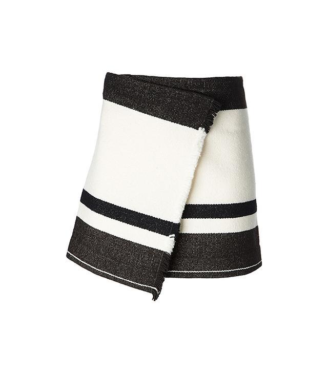 Isabel Marant Wrap Style Skirt