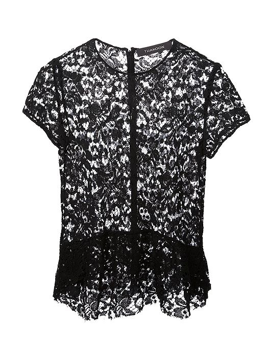 Thakoon Lace Blouse