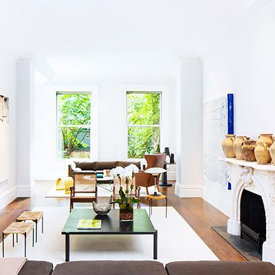 Sarah Jessica Parker Lists Her Dreamy NYC Townhouse—Take the Tour!