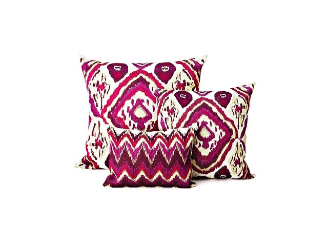 Goredean Home Ikat Pillows