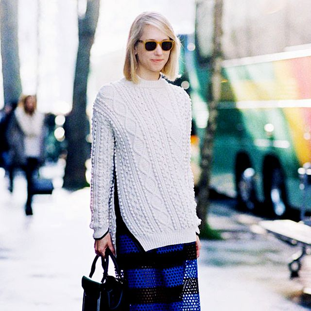 Instant Outfit! 8 Easy Sweater and Skirt Combinations for Fall