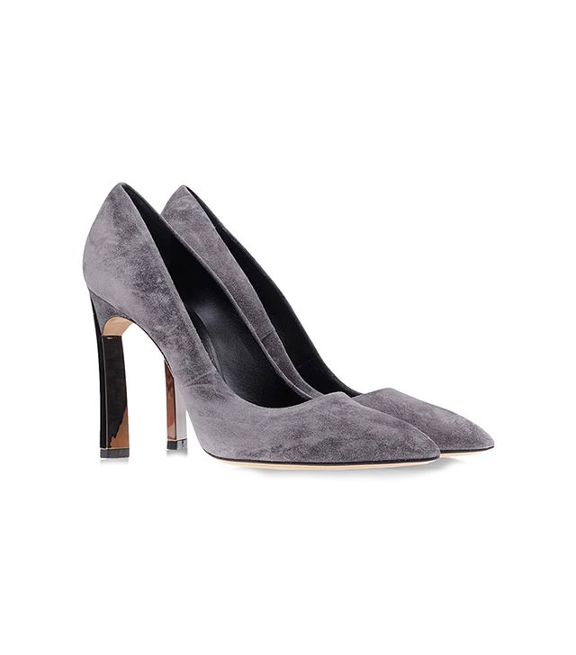 Casadei Closed Toe Pumps
