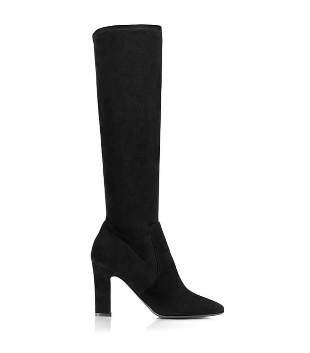 Tamara Mellon Stretch Suede Boots