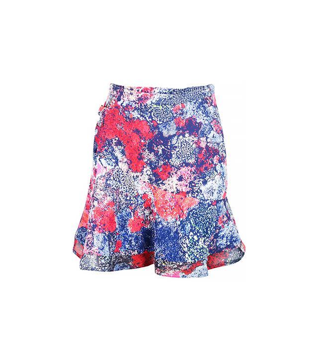 Nonoo Jardin Flare Skirt