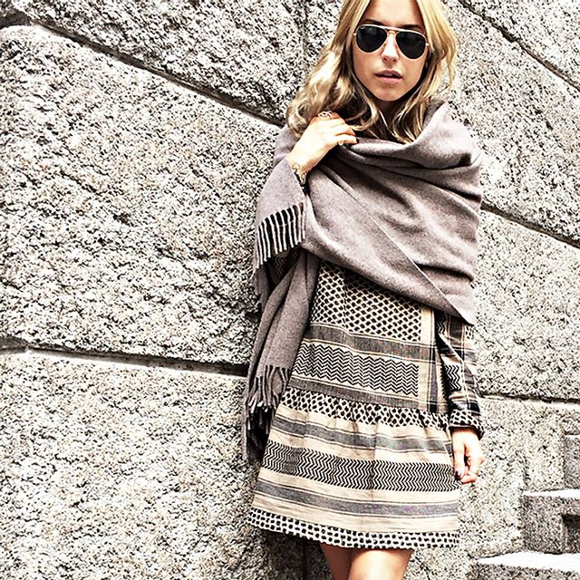 11 Ways to Transition Your Favorite Summer Dress for Cool Weather