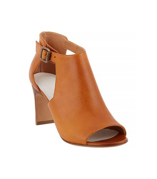 Maison Martin Margiela Gradient-Heel Cutout Sandals