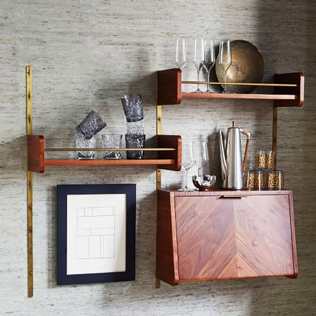 West Elm Midcentury Shelving