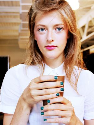 7 Stunning Manicures From Fashion Week (And How to Re-Create Them!)