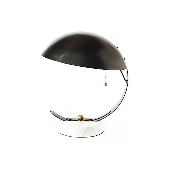 West Elm Half Moon Desk Lamp