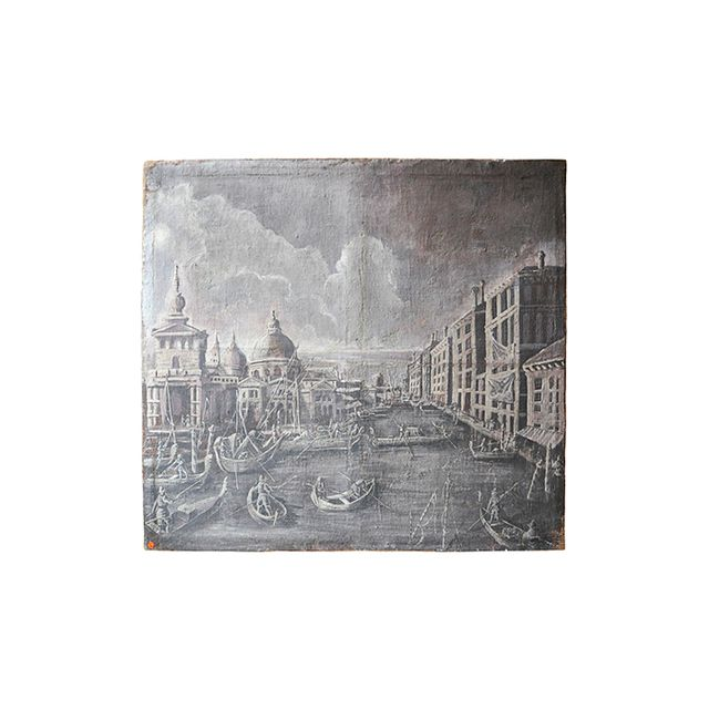 French Country Living A French Grisaille Capriccio Of Venice