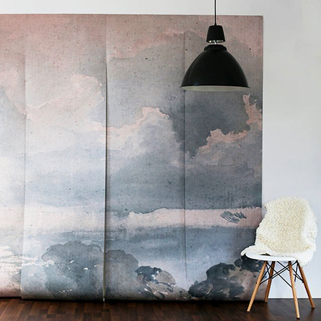 Anewall Clouded Wall Mural