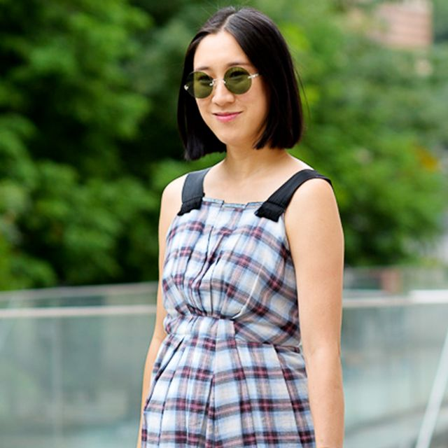 Tip of the Day: Editor-Approved Plaid