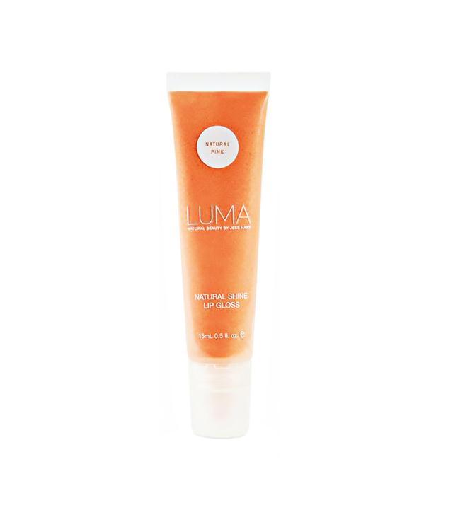Jessica Hart x Luma Cosmetics Natural Pink Lip Gloss