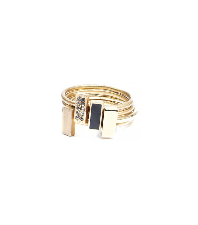 Madwell Bar Stacking Rings