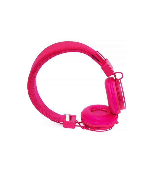 Urbanears Plattan Headphones in Cerise