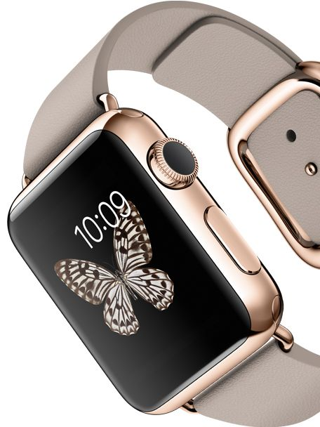 Would You Wear the Watch Apple Just Announced?