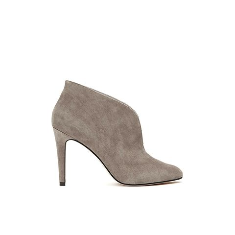 Lola Open-Front Boots