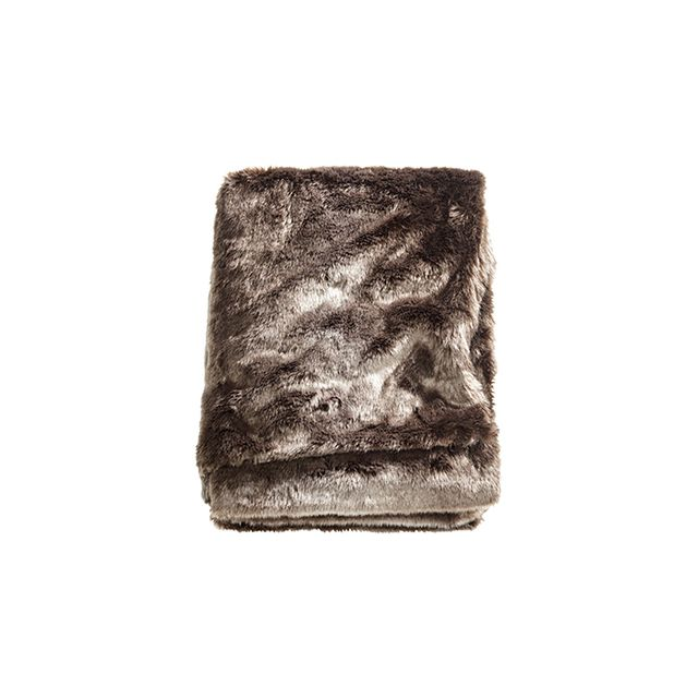 H & M Home Faux Fur Throw
