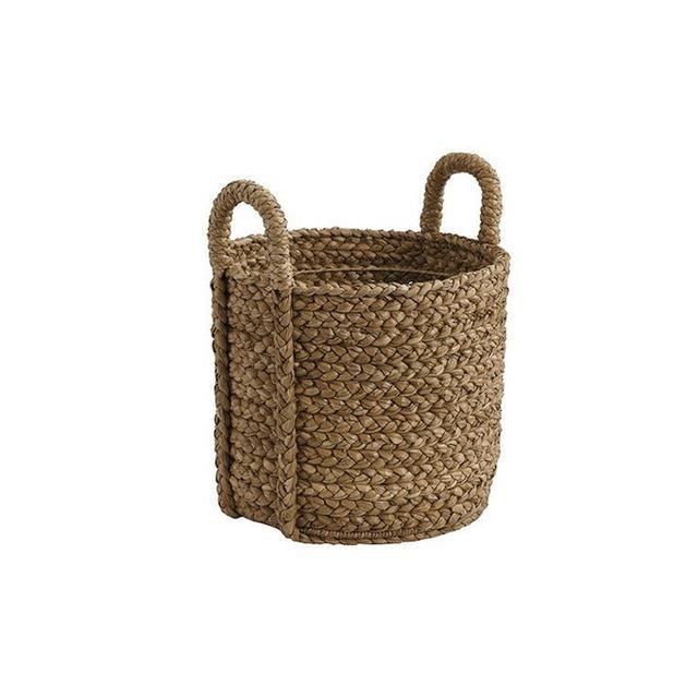 Ballard Designs Newport Braided Round Baskets