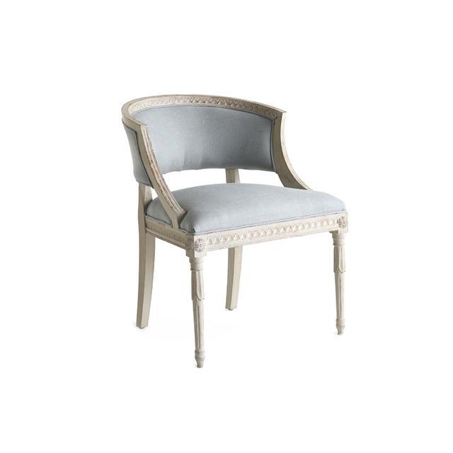 Wisteria Gustavian Tub Chair