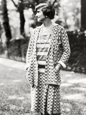 #TBT: Coco Chanel Gives Us the Best Work Outfit Idea