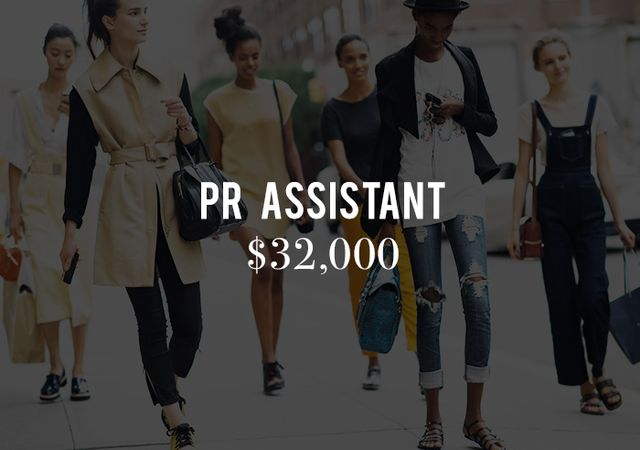 Exposed The Real Salaries Of Every Major Fashion Job Whowhatwear Designers