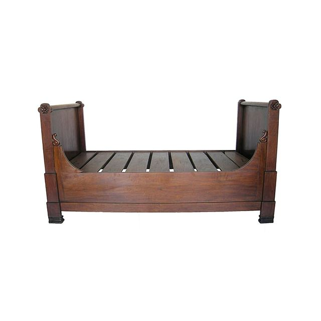 1st Dibs 19th Century Guatemalan Day Bed