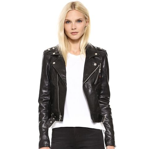 Leather Jacket 1