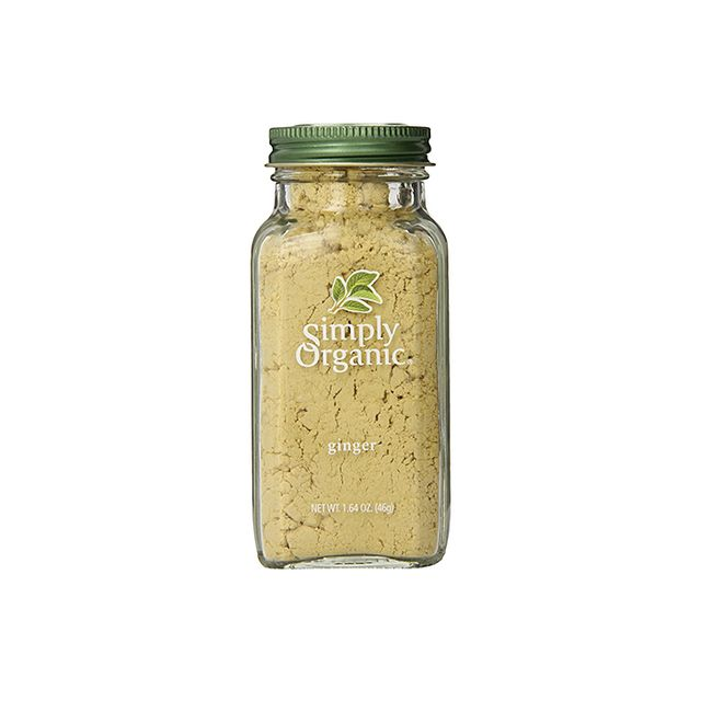 Simply Organic Ground Certified Organic Ginger Root , 1.64 Oz.