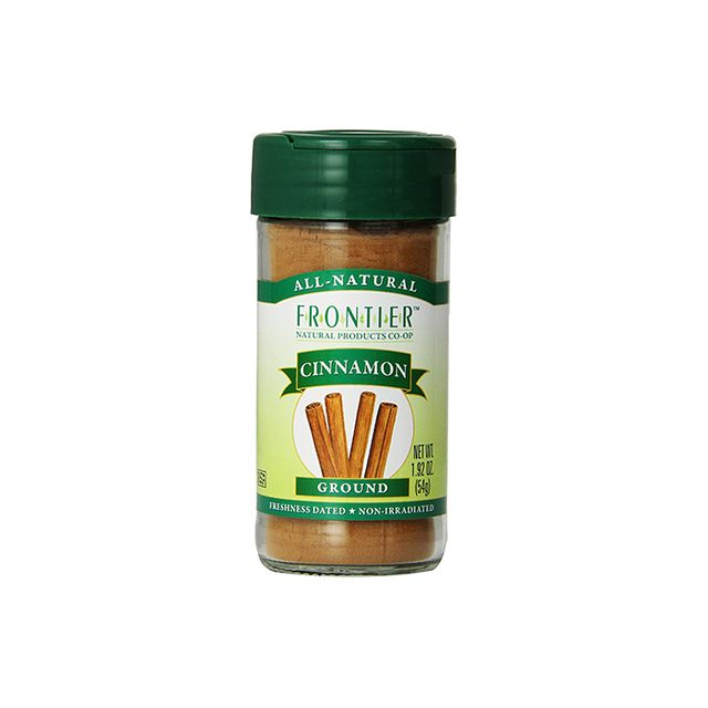 Frontier Ground Cinnamon, 1.92 Oz.