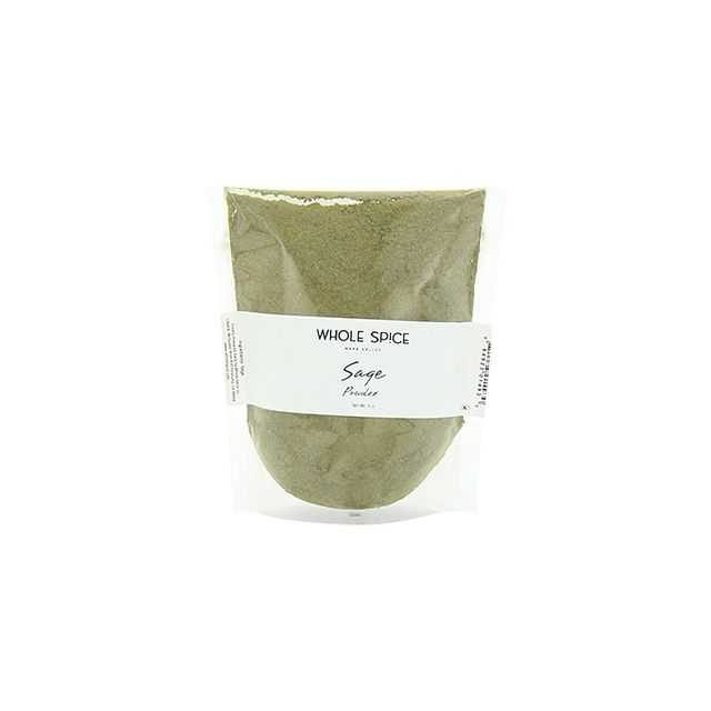 Whole Spice Sage Powder, 4 Oz.