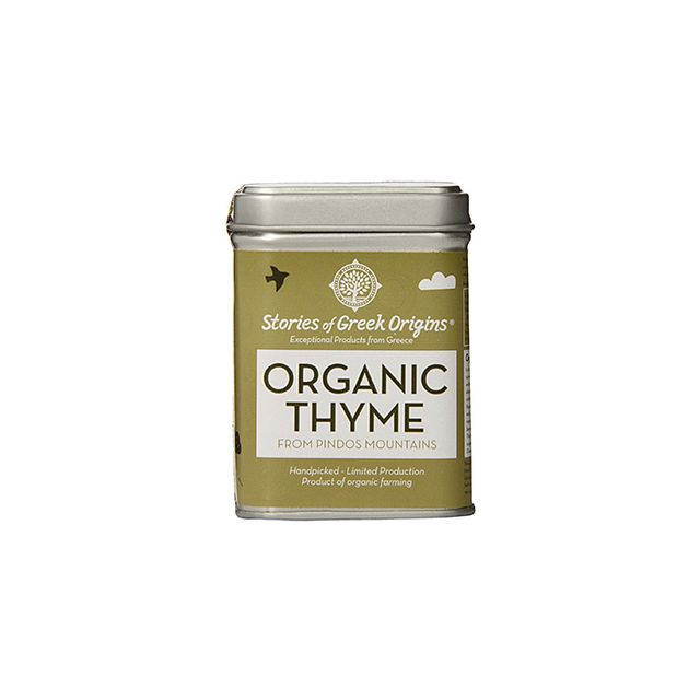 Stories Of Greek Origins Organic Thyme, 2.89 Oz.
