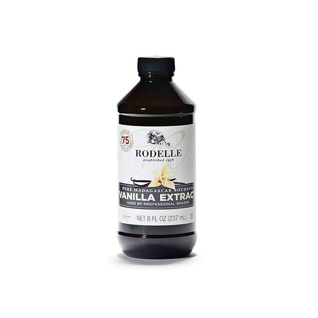 Rodelle Pure Vanilla Extract, 8 Oz.