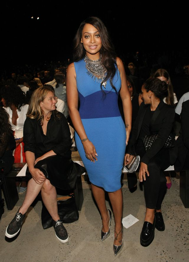 La La Anthony Takes Over Who What Wear's Twitter for NYFW!