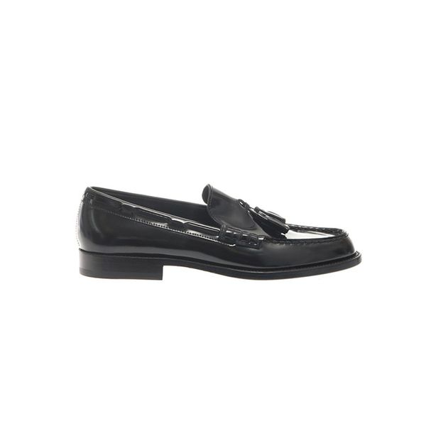 Saint Laurent Master Patent Leather Loafers
