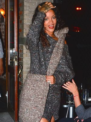 Rihanna's Knit Bag: Would You or Wouldn't You?